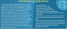 Prestashop Advance Author Module